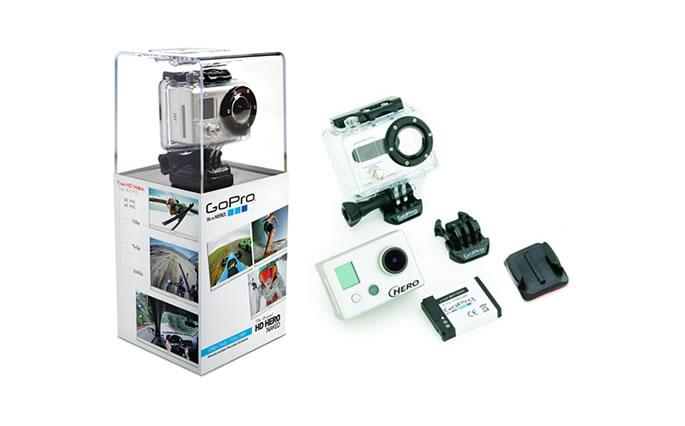3.6.2. Pan and till. Figura 3.21. GoPro HD Hero 1080 Naked.