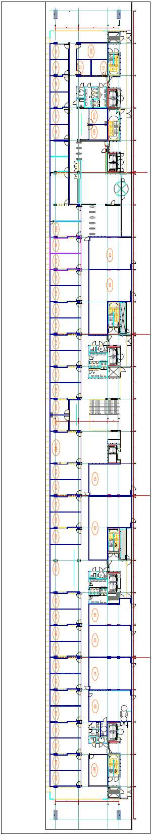 Plans: Business Center y Lcales Cmerciales Oficina Nº Superficie Alquilable (m2) M1 124.62 M2 181.92 M3 124.