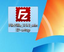 org/download.php?type=client Versión más actual: FileZilla_3.5.3_win32-setup.