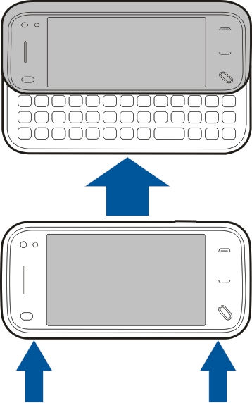 alphanumeric keypad mode allow you to tap characters. The handwriting recognition modes allow you to write characters directly on the screen. To activate text input mode, tap any text input field.