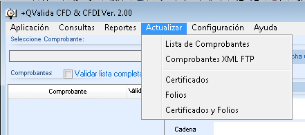 Actualizar la base de datos de forma manual.
