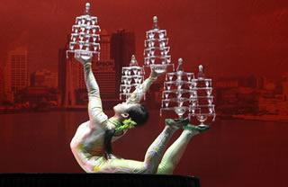 NATIONAL PAYMENT SYSTEM CIRQUE DU SOLEIL BALANCING ACT INCREASED CONSUMER