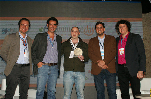 GANADOR ECOMMERCE STARTUP COMPETITION
