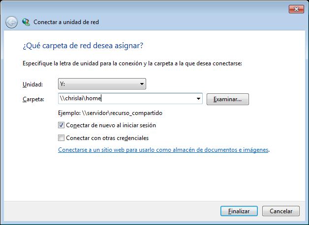 Método 3: Utilice el Explorador de Windows.
