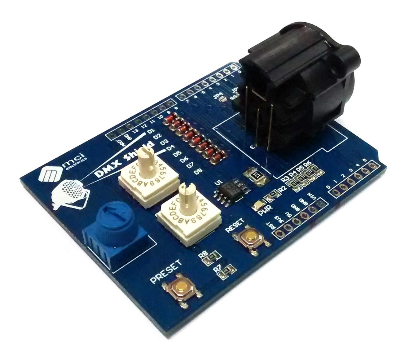 MANUAL DE USUARIO ARDUINO DMX MASTER