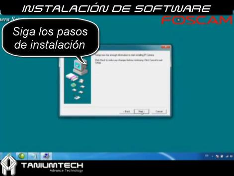 5.3. FUNCIONAMIENTO DEL SOFTWARE IP Camera Tool.