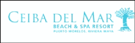 5.36 Ceiba del Mar Hotel Category: 5*, Deluxe Gourmet Inclusive. Rooms: 88 Cost: From $2,877 to $4,980 pesos. Cost subject to changes, only to establish a Price range.