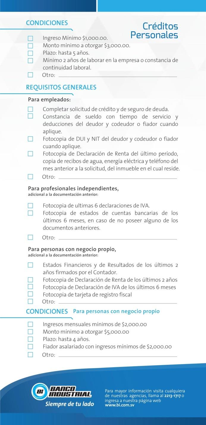 prestamos banco nacion requisitos