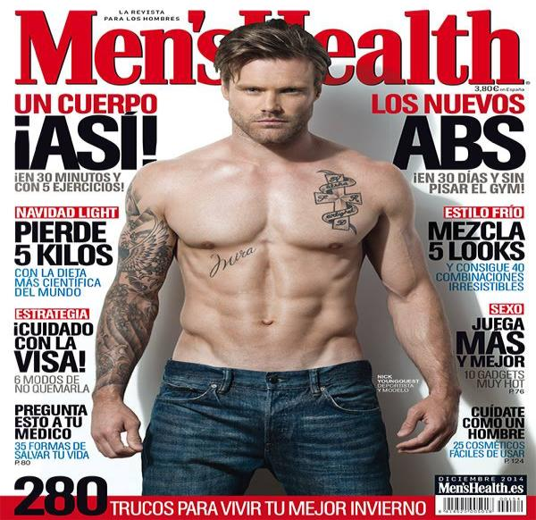 # Men s Health es la revista número 1 de fitness, salud y