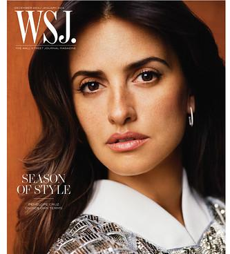 WSJ Magazine es la revista de estilo de vida de The Wall Street Journal.