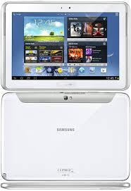 La Samsung GALAXY Note 10.