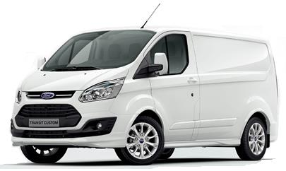 DISPONIBLE ABRIL 15 FORD TRANSIT CUSTOM