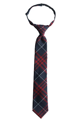 Gentleman Scholar Primary Uniform Requirements Plaid Infinity tie((**) White Infinity knit Peter Pan polo (**) Infinity short or longsleeved, button