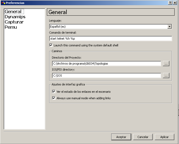 how to use gns3 pdf