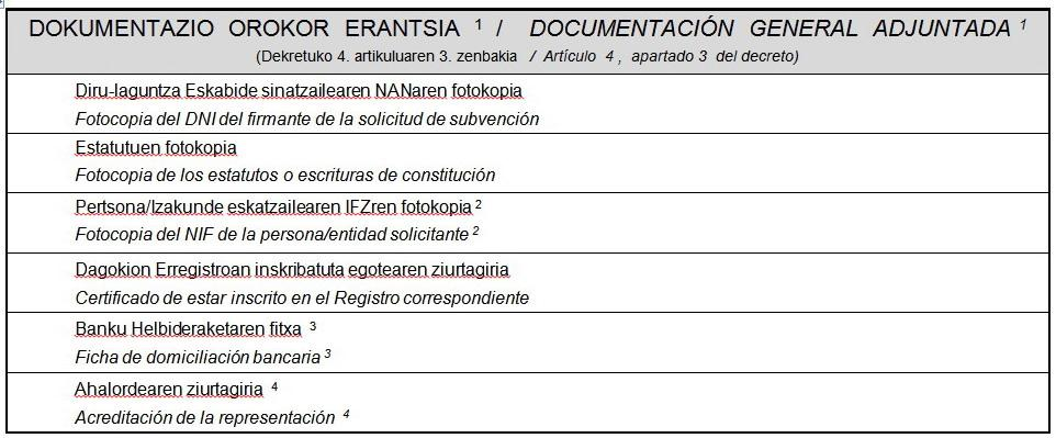 Al final de este documento tendrás especificados los apartados 2
