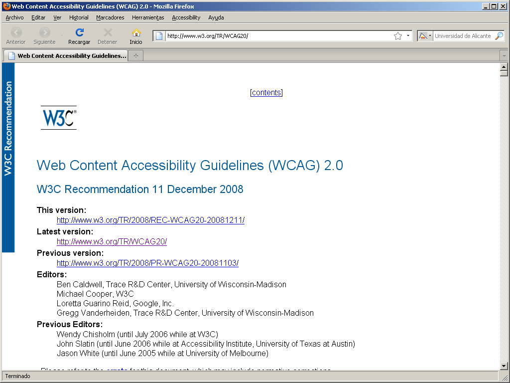 web content accessibility guidelines wcag 21 autos post
