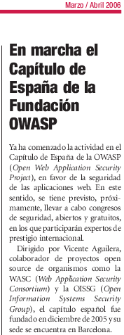 -Spain http://www.owasp.org/index.