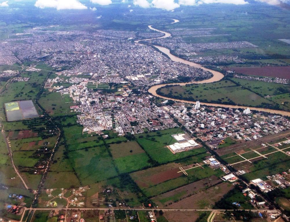 montería plan centro Rehousing in the city