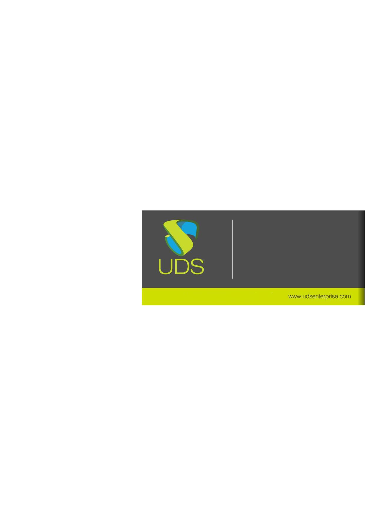 Manual de Integración de UDS
