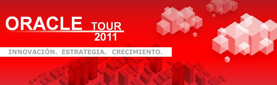 ORACLE TOUR <Insert Picture Here> 2011
