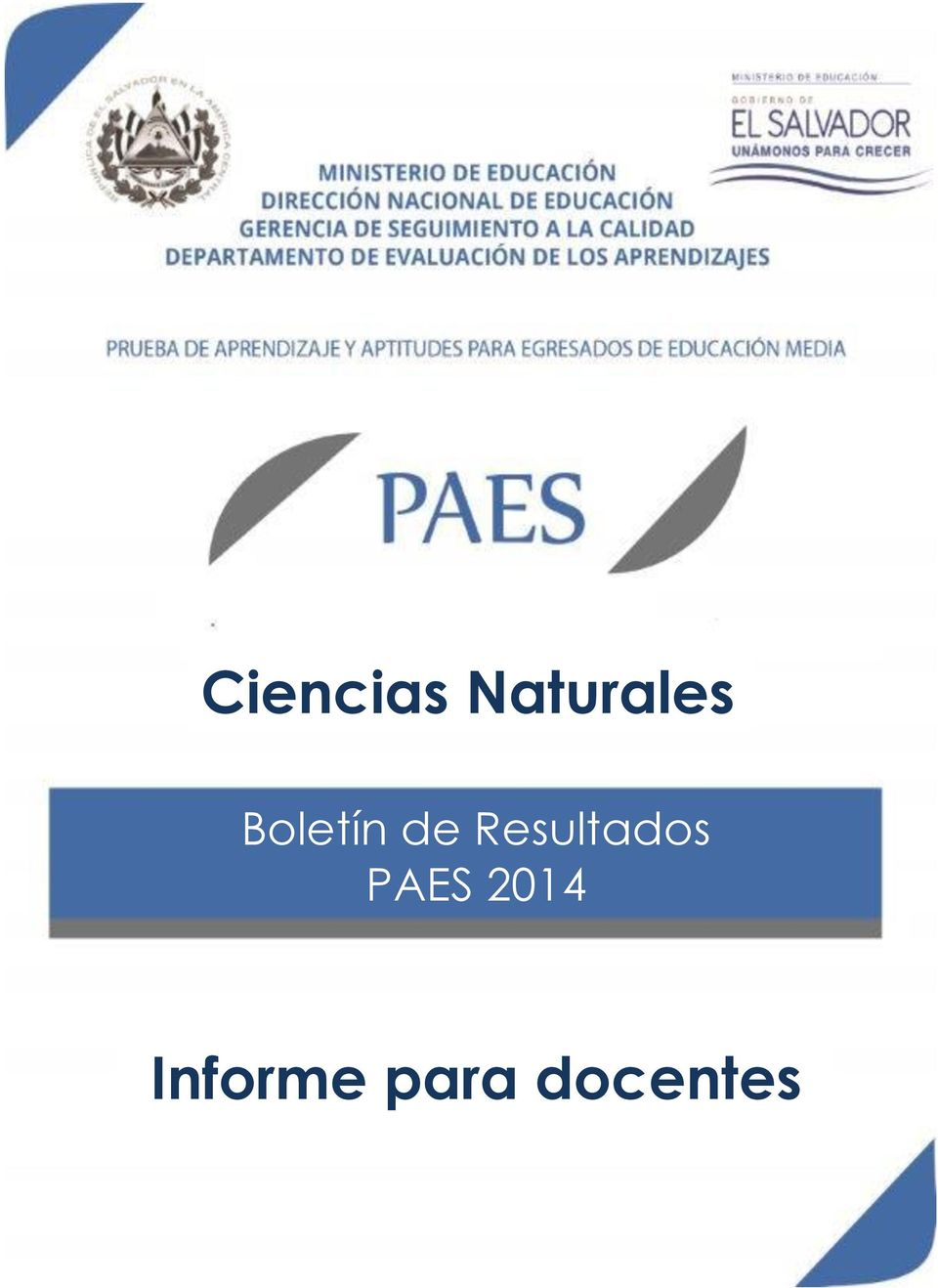 PAES 2014