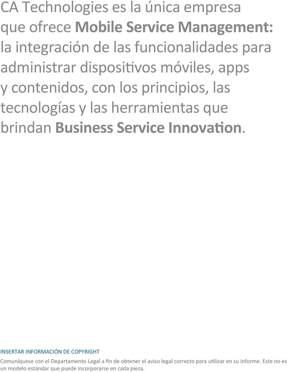 brindan Business Service Innovation.