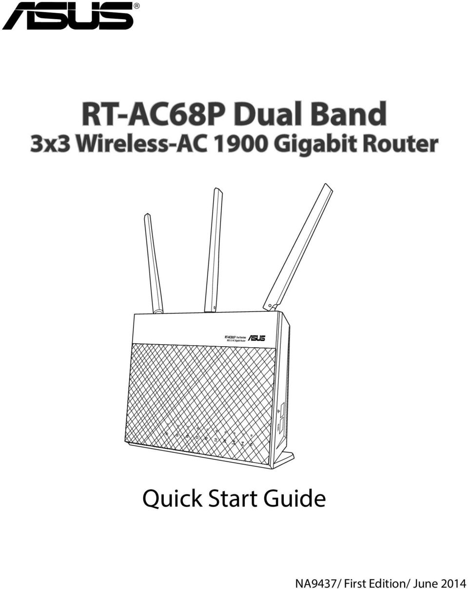 Router 8P Quick Start