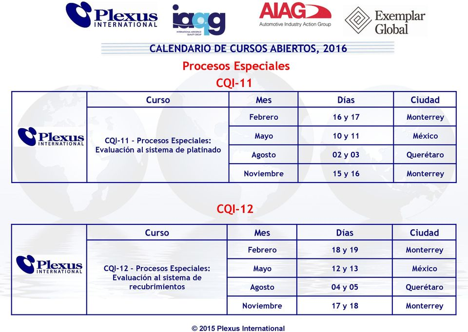 Cqi 15 welding system assessment