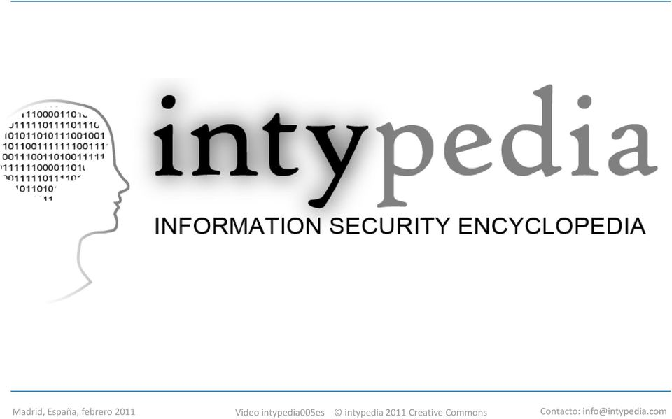 intypedia 2011 Creative
