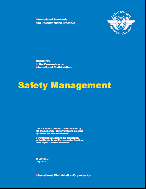 SAFETY MANAGEMENT SYSTEM SMS Sistema de Gestión de