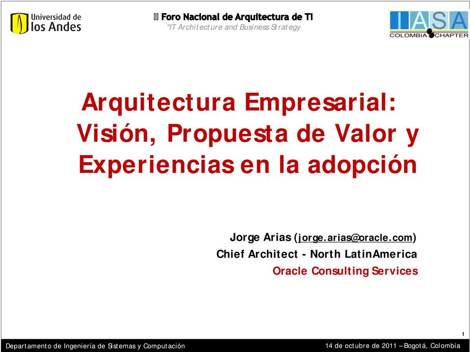 Arias (jorge.arias@oracle.