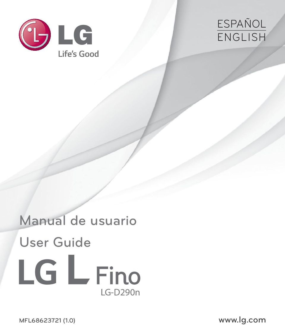 User Guide LG-D290n