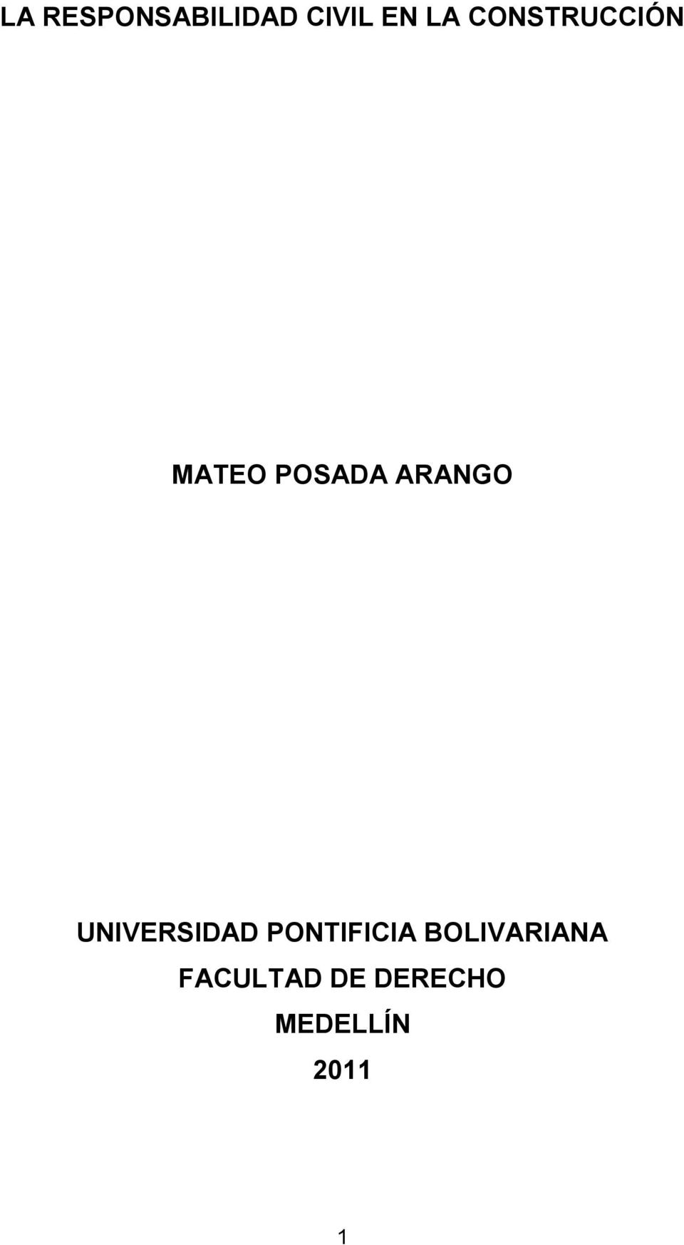 UNIVERSIDAD PONTIFICIA