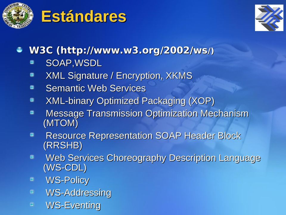 XML-binary Optimized Packaging (XOP) Message Transmission Optimization Mechanism
