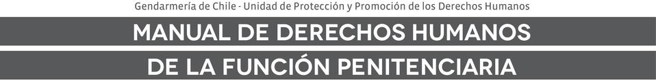 Derechos Humanos Manual de
