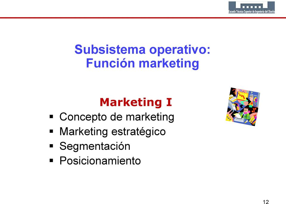 de marketing Marketing