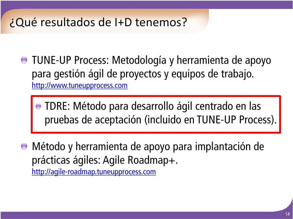 trabajo. http://www.tuneupprocess.