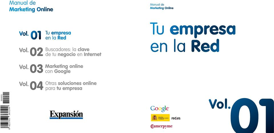 negocio en Internet Tu empresa en la Red Vol.