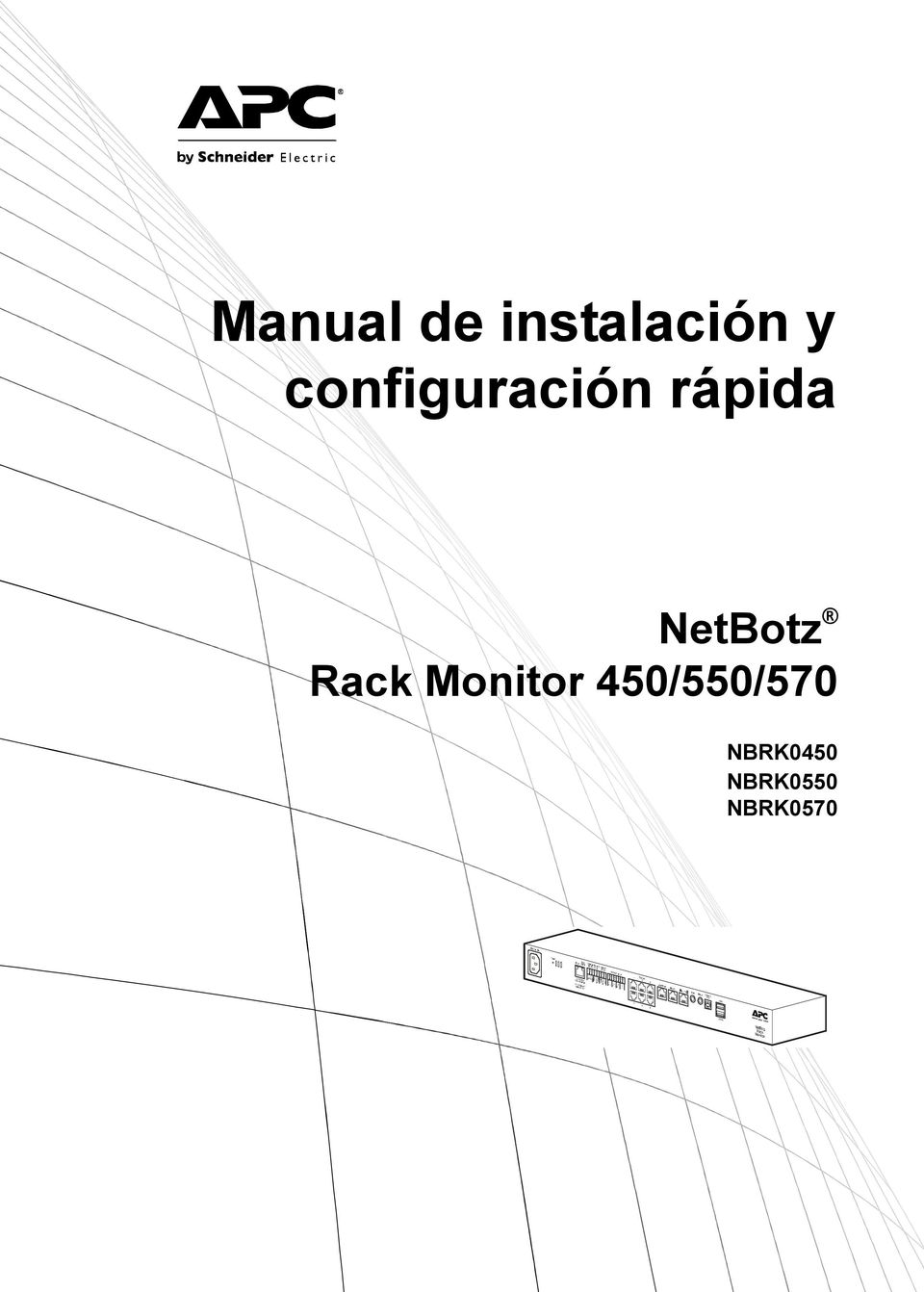 NetBotz Rack Monitor