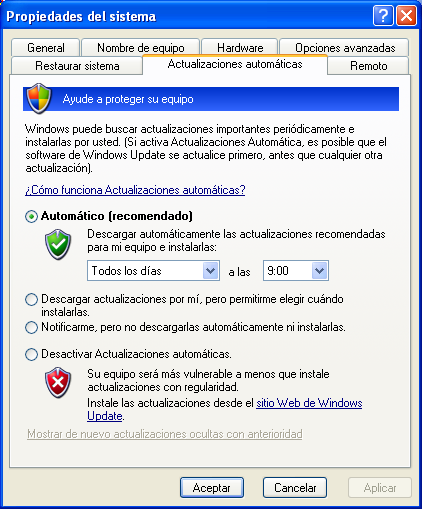 Introducción a Internet. 7.2.9.