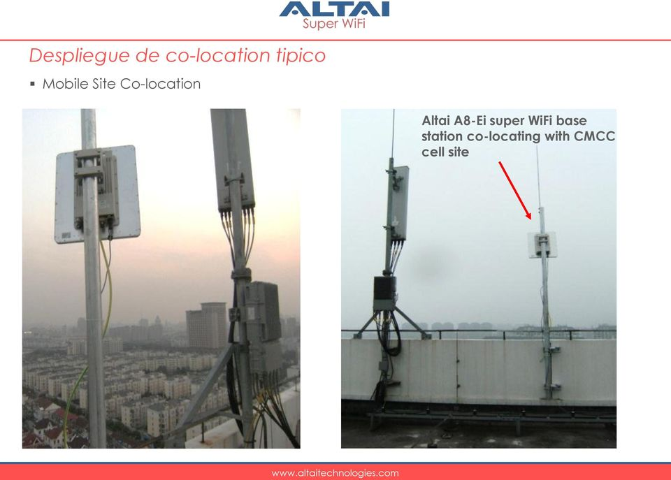 Altai A8-Ei super WiFi base