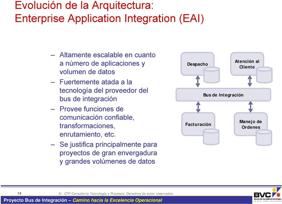 transformaciones, enrutamiento, etc.