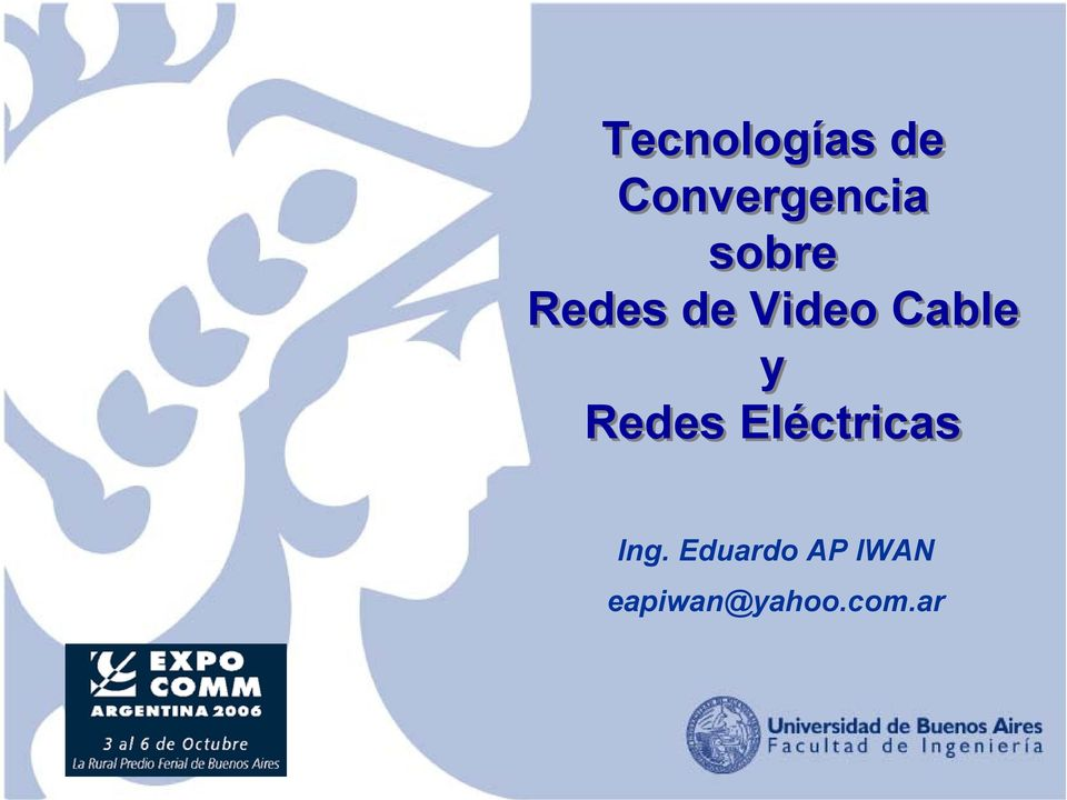 Redes Eléctricas Ing.