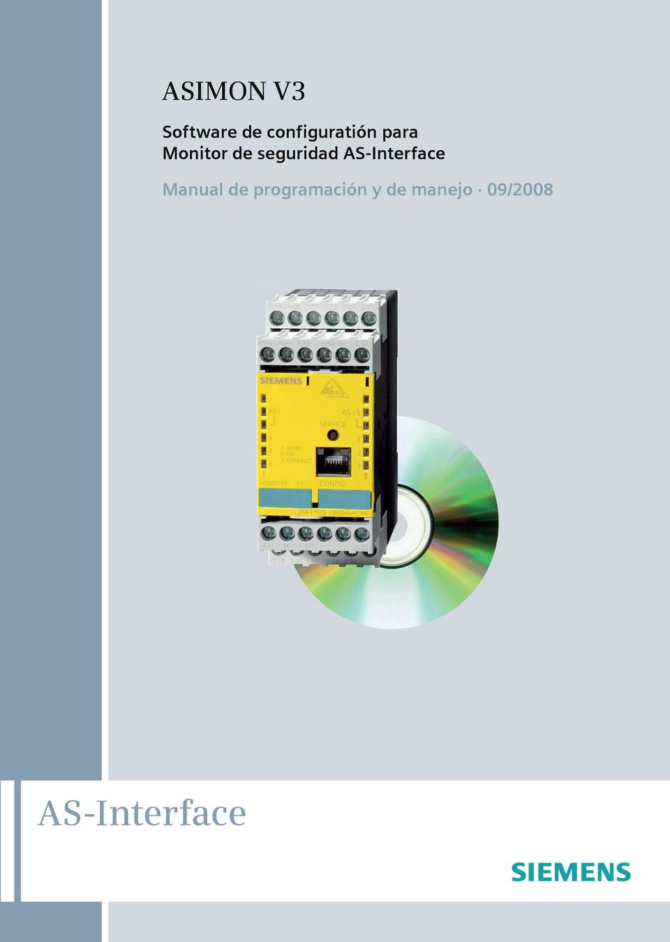 seguridad AS-Interface Manual de