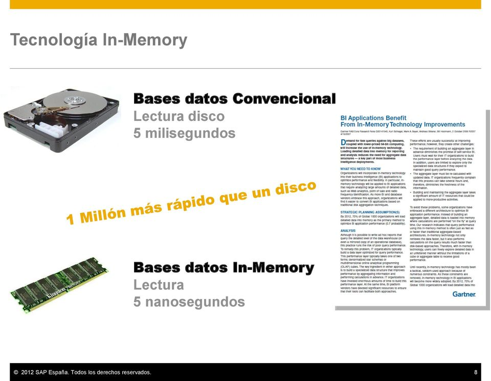 Bases datos In-Memory Lectura 5