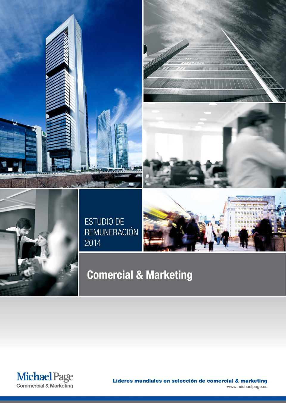 Comercial Life Sciences Commercial & Marketing Líderes