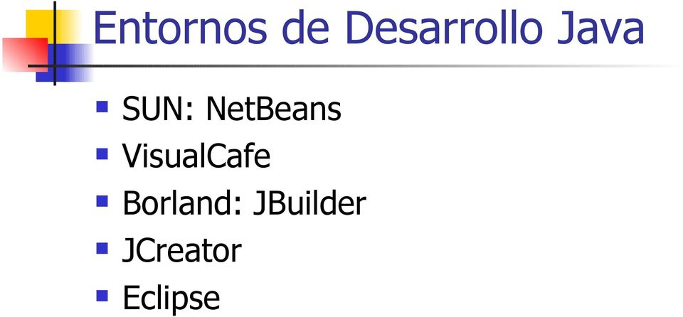 NetBeans VisualCafe