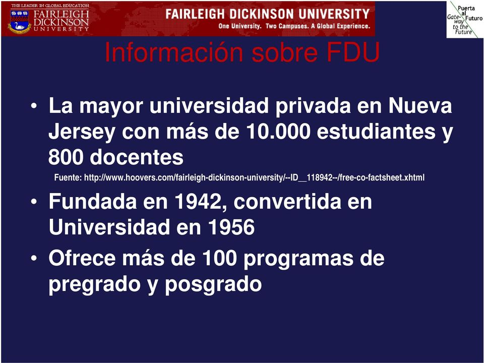com/fairleigh-dickinson-university/--id 118942--/free-co-factsheet.