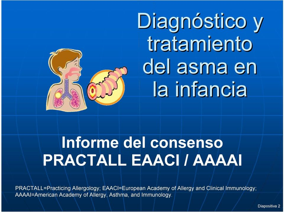 EAACI=European Academy of Allergy and Clinical Immunology;