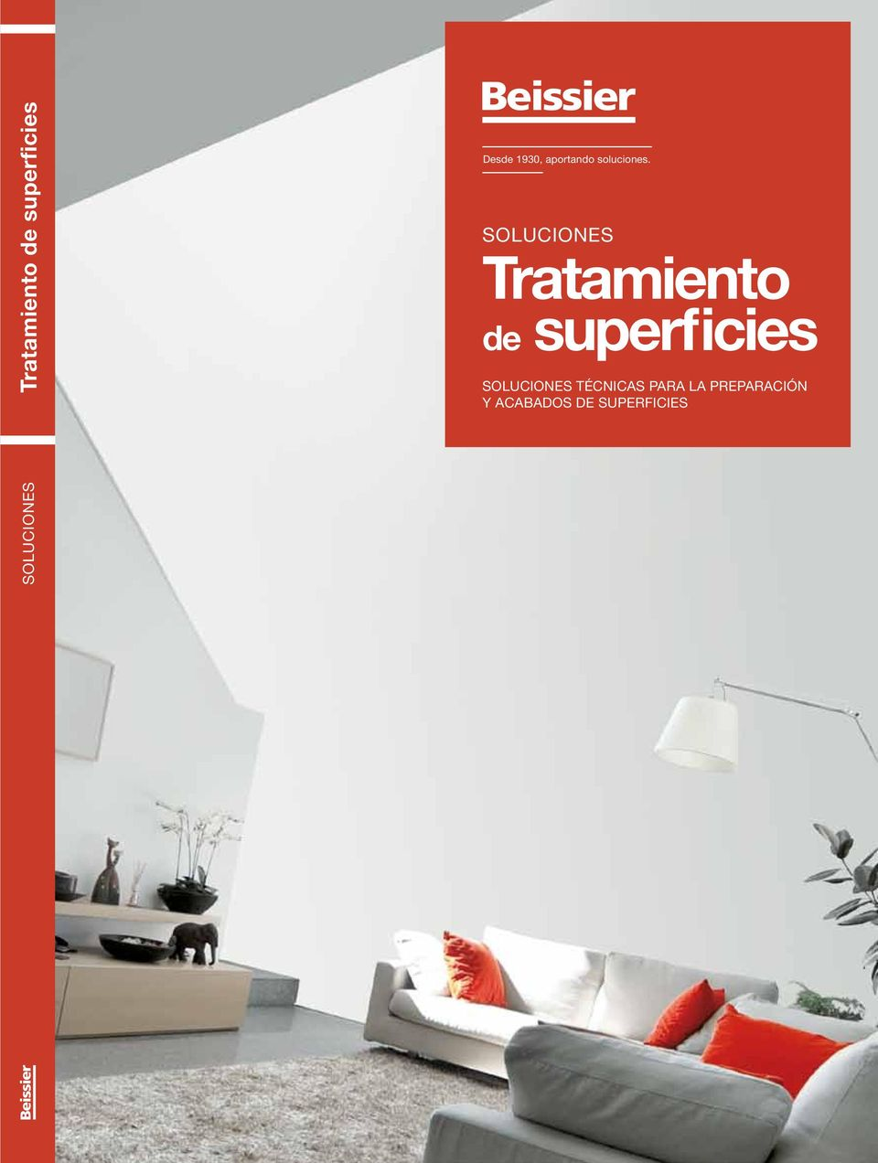 SOLUCIONES Tratamiento de superficies